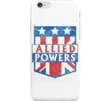 Allied Powers iPhone Case/Skin