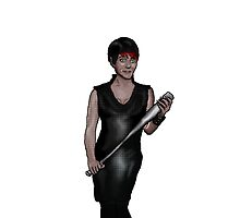 Fish Mooney by billyfalcon