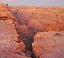 Skywalk, Grand Canyon Western Rim USA National Park Arizona  by Hicksy