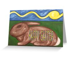 EASTER 13 Greeting Card