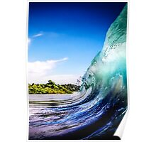 Wave Wall Poster