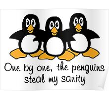 One by One The Penguins  Poster