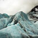 glacier by Daphne Kotsiani