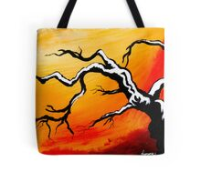 limbs outstretched... Tote Bag