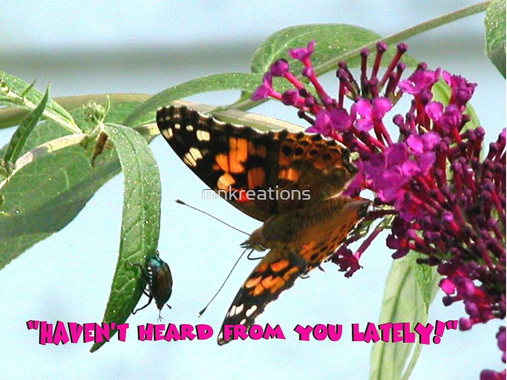 Garden Gossip by mnkreations