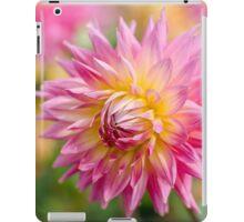 Pretty Dahlia iPad Case/Skin
