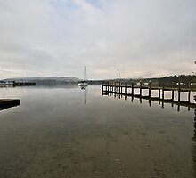 Early Morning on Windermere by Avril Jones