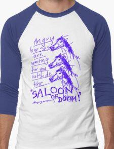 'Angry Horses Await' T-Shirt