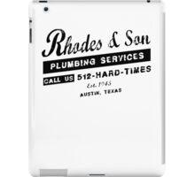Rhodes & Son iPad Case/Skin