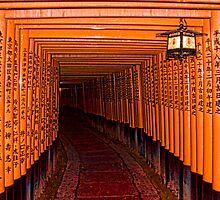 Path to Inari by Ren Atkins