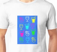 cocktail holiday Unisex T-Shirt