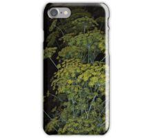 Herb's in the night iPhone Case/Skin