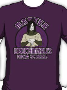 Master Oro's Ninja academy T-Shirt