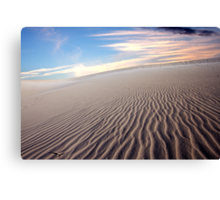 Little Sahara Canvas Print