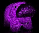 Purple Nightlamp by Evita