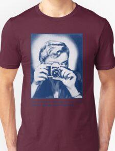 Grab your camera! Unisex T-Shirt