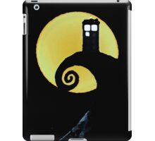 The Police Box Before Christmas iPad Case/Skin