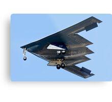Spirit of Missouri B-2 Stealth Bomber Metal Print