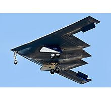 Spirit of Missouri B-2 Stealth Bomber Photographic Print