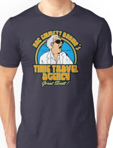Time travel agency Unisex T-Shirt