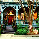 Savannah X-Mas Past... by Bob Moore
