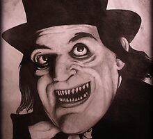"Lon Chaney "" London After MIdnight"" by AdamSchneider"