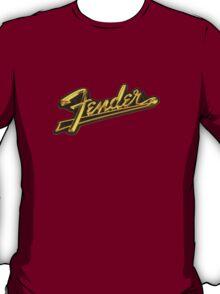 Golden Fender T-Shirt