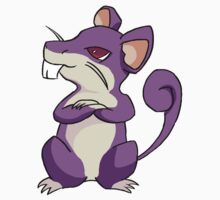 Youngster Joey's Rattata by Gengstar