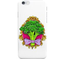 Mister Broccoli iPhone Case/Skin