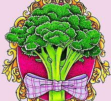 Mister Broccoli by PikaLilly