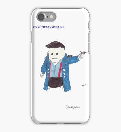 Captain Jack iPhone Case/Skin