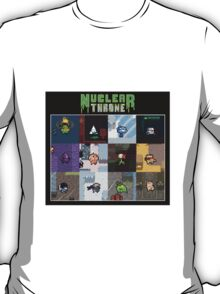 Nuclear Throne Characters T-Shirt