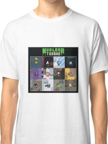Nuclear Throne Characters Classic T-Shirt