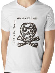 The Dreaded Stamp! Mens V-Neck T-Shirt