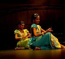 Traditional Dance by Nalin K