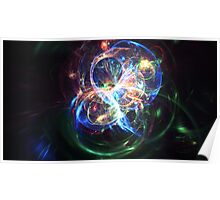 God Particle Poster