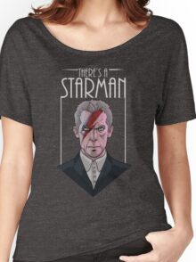 Doctor Who- Starman Women's Relaxed Fit T-Shirt