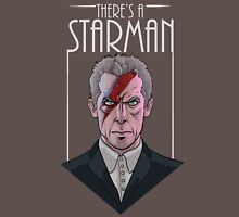 Doctor Who- Starman Unisex T-Shirt