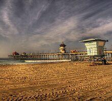 Huntington Beach Pier by socalgirl