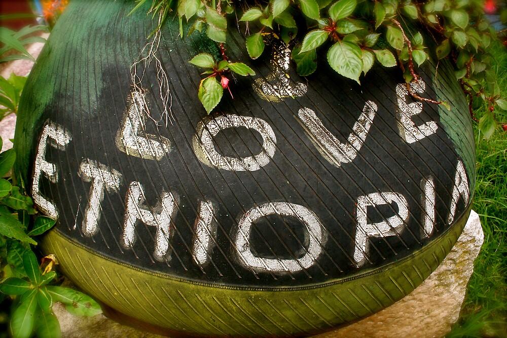 I Love Ethiopia by Kelly Putty