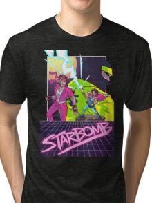 Starbomb II Tri-blend T-Shirt