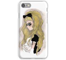 Alice Is Pierced iPhone Case/Skin