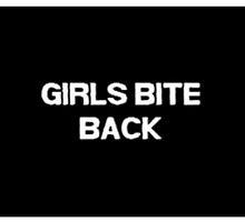 Girls Bite Back by firy