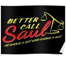 Better Call Saul. Poster