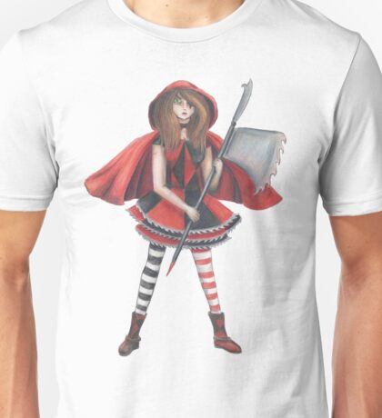 The Axe of Hearts Unisex T-Shirt