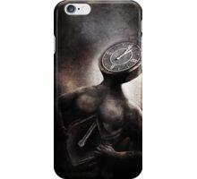 Clockhead iPhone Case/Skin
