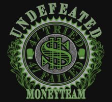Undefeated Boxing Champ MoneyTeam 47-0 by EthosWear