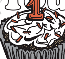 GO SHORTY IT'S YOUR BIRTHDAY! Sticker