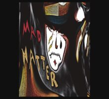 Mad Hatter Tee by Adrena87