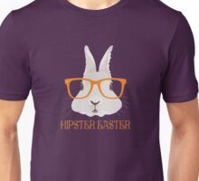Hipster Easter Unisex T-Shirt